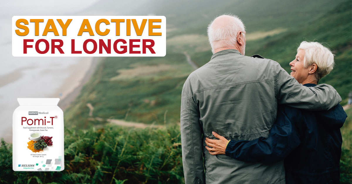 Stay Active for Longer